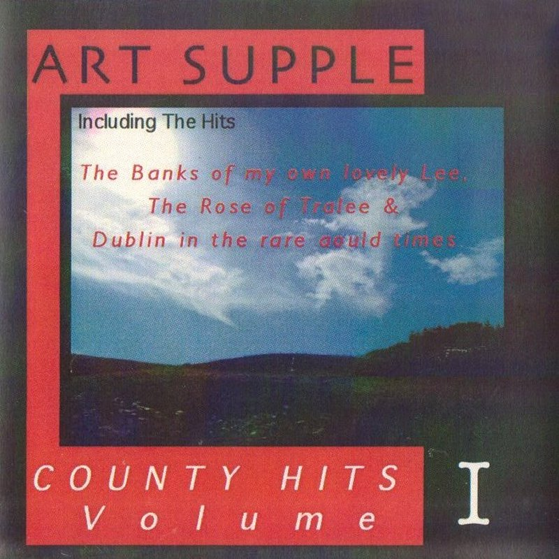 Art-Supple-County-Hits-Vol-1-Front