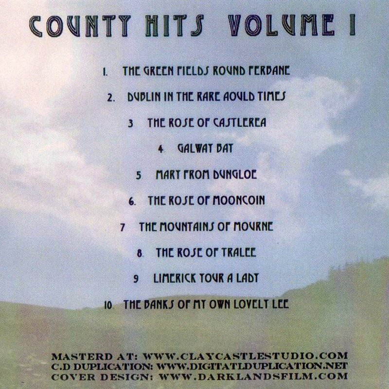 Art-Supple-County-Hits-Vol-1-Rear