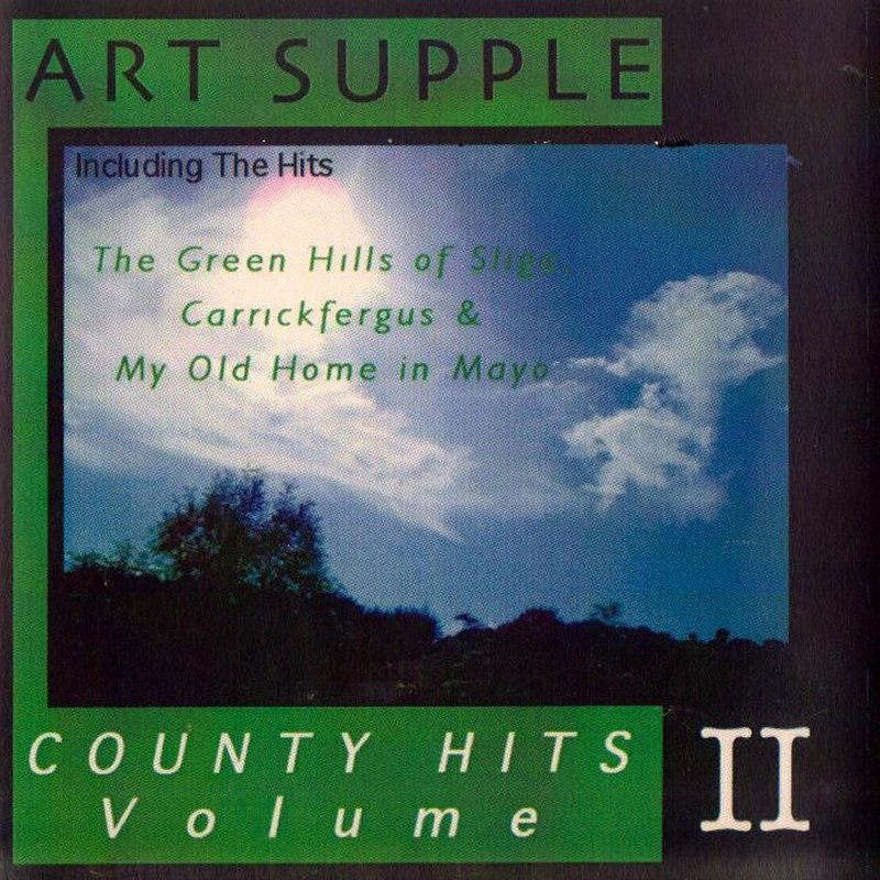 Art-Supple-County-Hits-Vol-2-Front