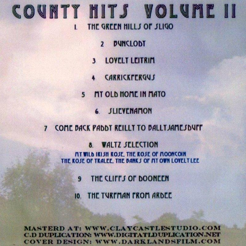 Art-Supple-County-Hits-Vol-2-Rear