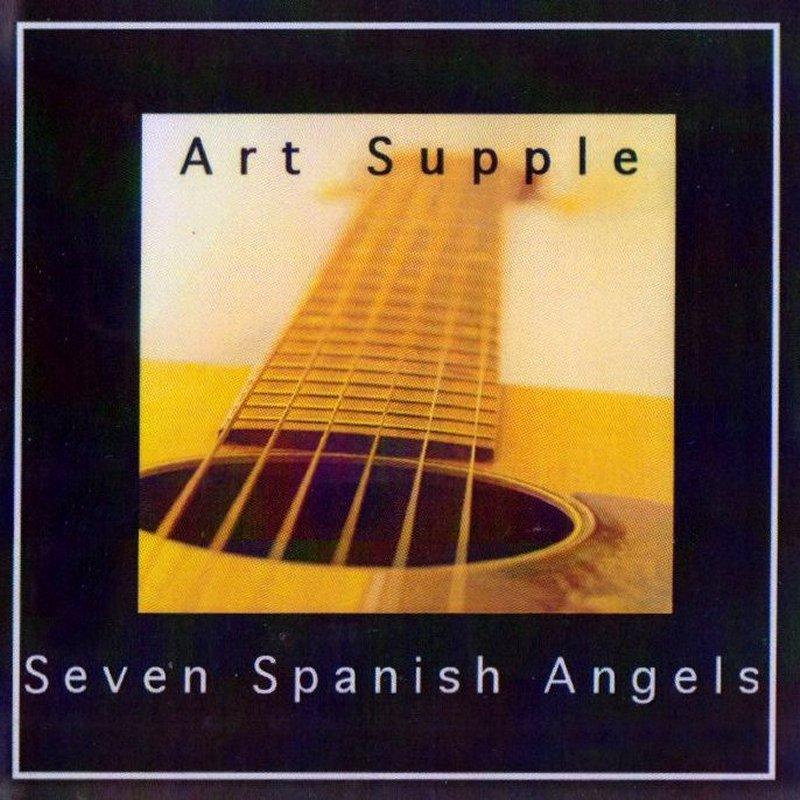 Art-Supple-Seven-Spanish-Angels-Front