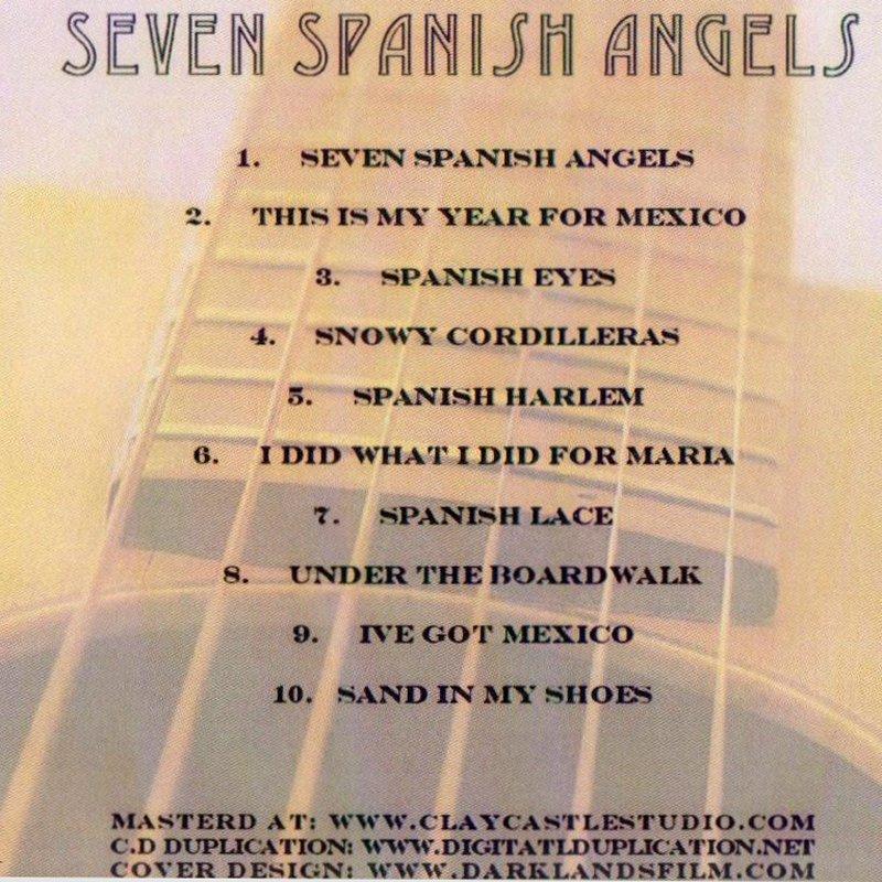 Art-Supple-Seven-Spanish-Angels-Rear