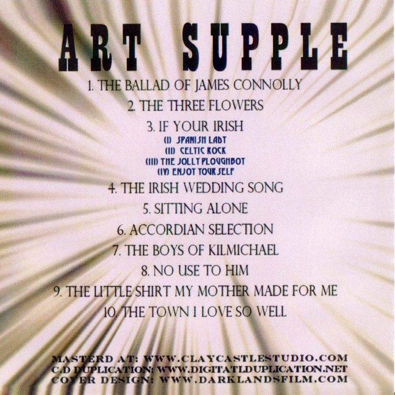 Art-Supple-The-Balled-of-James-Connolly-Rear